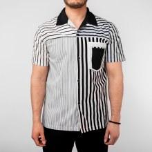 Bronxton Striped Bowling Shirt
