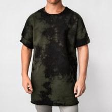 Bronxton Tie-Dye Short Sleeve Sweatshirt