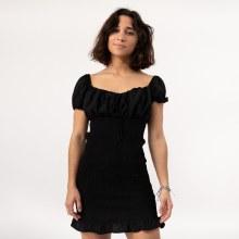 Bronxton Smock Mini Dress
