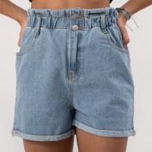 Bronxton Paperbag Cuff Shorts