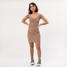 Bronxton Rib Bodycon Dress