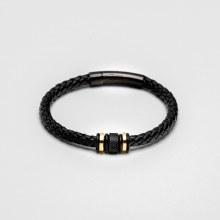Bronxton Leather Bracelet