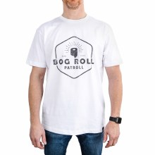 BRONXTON BOG ROLL PATROLL TEE