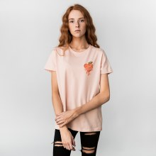 Bronxton Graphic Just Peachy Tee