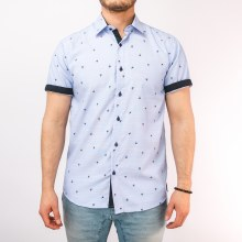 Bronxton Palm Tree S/S Shirt