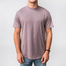 Bronxton Basic Short Sleeve Crew Neck Long Tee