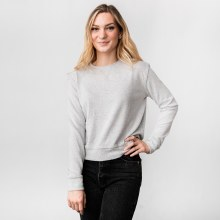 Hyfve Long Sleeve Crew Neck Sweatshirt