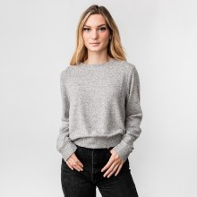Hyfve XLong Sleeve Round Neck Sweater
