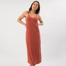 HYFVE V Neck Tank Maxi Dress