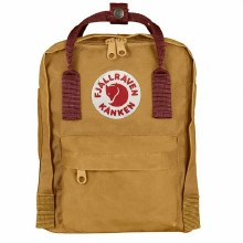 Raven Kanken Mini Acorn Ox Red