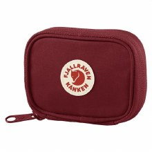 Raven Kanken Card Wallet Red