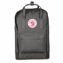 Raven Kanken Laptop Case Grey