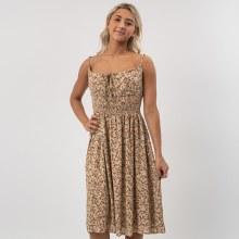 FD Ditsy Floral Midi Dress