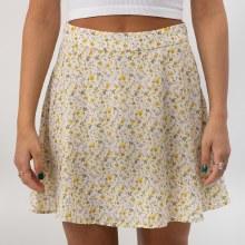 DF Sun City A-Line Mini Skirt