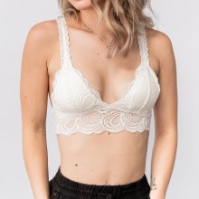 Lace Long Line Bralette