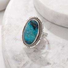 925 Stone Ring