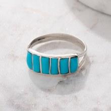 925 Multi Stone Ring