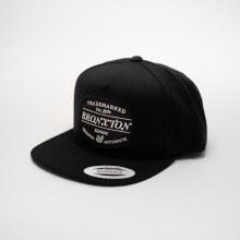 Bronxton Wool 5-Panel Snapback