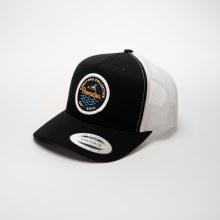 Bronxton Curve Retro Trucker Hat
