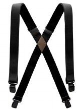 Arcade Black Jessup Suspenders