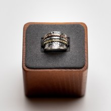 Bronxton Sterling Silver Ring