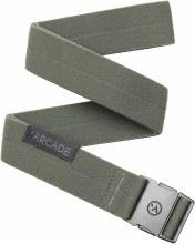 Arcade Ivy Green Ranger Slim Belt