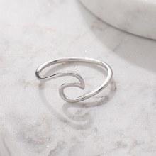 Bronxton 925 Wave Ring
