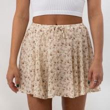 SS Mini Flutter Skirt