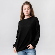 Cherish Brushed Knit Pullover Sweater