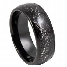 Bronxton Meteor Tungsten Ring