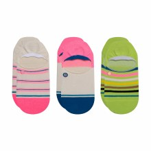 STANCE Treaty 3-Pack No-Show Socks