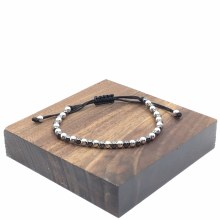 Bronxton Adjustable Beaded Bracelet