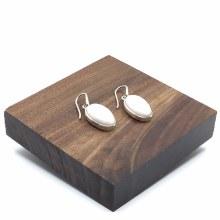 Bronxton Scolecite Earring