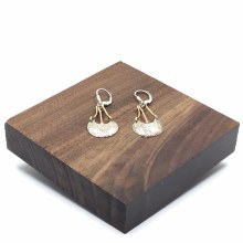 Bronxton 925 Sterling Silver Earring