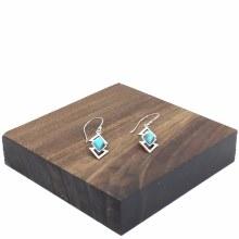 Bronxton Turquoise Earring