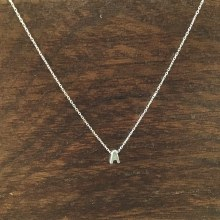 Bronxton Initial Necklace