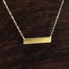 Bronxton Los Angeles Necklace