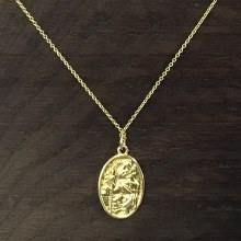 Bronxton St. Christopher Necklace