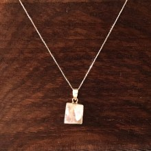 Bronxton Morganite Necklace