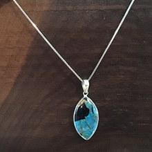 Bronxton Turquoise Necklace