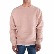 BRONXTON HEAVYWEIGHT CREW NECK FLEECE SWEATER