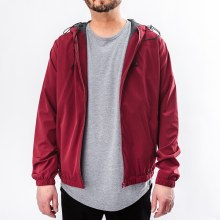Bronxton Zip Up Windbreaker