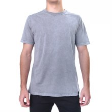 Bronxton Staple Short Sleeve Crew Neck Stone Wash Tee