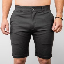 Bronxton Chino Short Charcoal