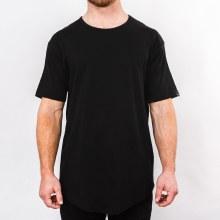 Bronxton Black Original Long T-Shirt