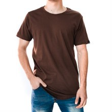 Bronxton Cacao Original Long T-Shirt