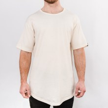 Bronxton Cream Original Long T-Shirt