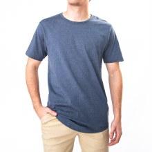 Bronxton Denim Original Long T-Shirt
