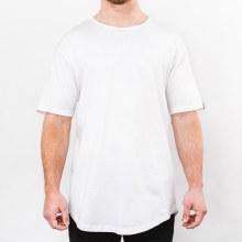 Bronxton White Original Long T-Shirt