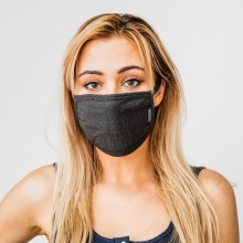 Bronxton Jersey Knit Facemask